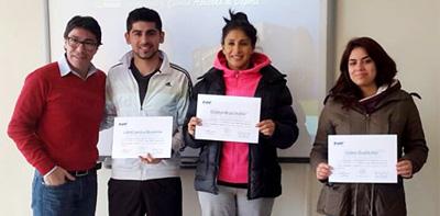 Finalizaron en el Instituto los Cursos de Invierno de Educación Continua