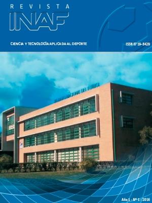 Revistas INAF: Ciencia y Tecnología Aplicada al Deporte